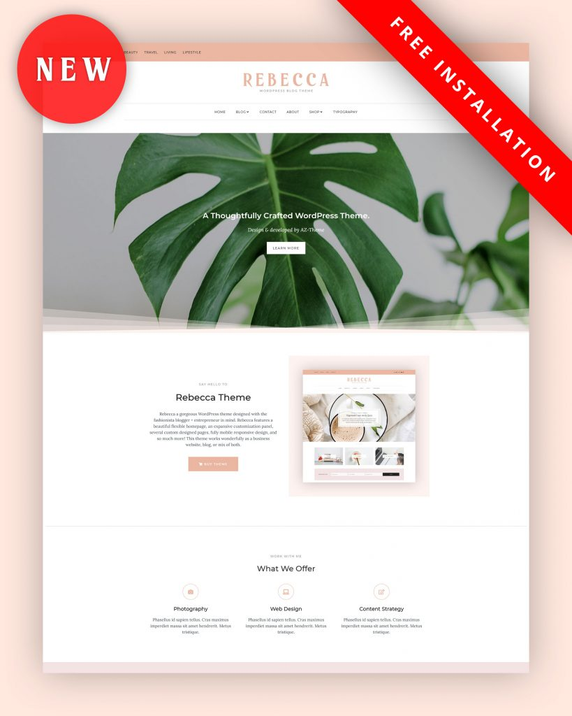 rebecca-wordpress-theme